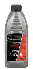 MTF-U oil for MT75 gearboxes available in 1 Litre
